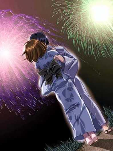 Теги романтики аниме